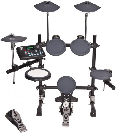 PP Electronic Drum Kit