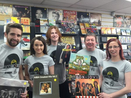 World Record Store Day 2015