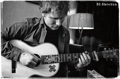 Ed Sheeran - Signature X Guitar