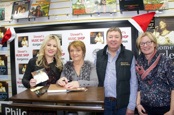 Philomena Begley Book Launch