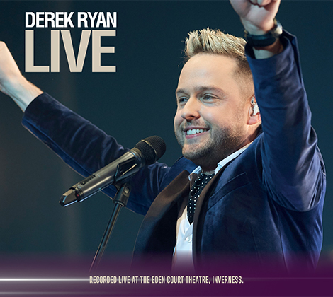 Derek Ryan Live 2CD